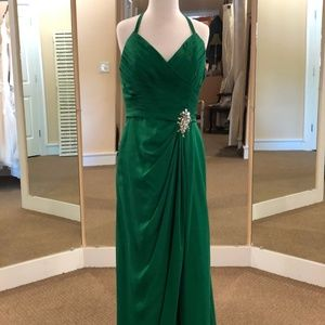 Gorgeous Emerald Formal Gown